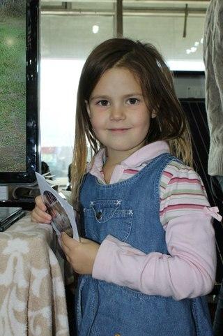 Девочка из Владимирского юношеского пресс-центра. Знакомьтесь - Мария Чагина.