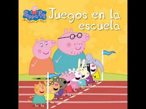 Juegos en la Escuela: Peppa Pig