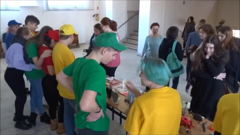 Благотворительная ярмарка в Петровском колледже