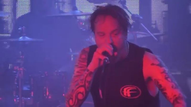 Fear Factory - H-K (Hunter Killer), live in Moscow 11.11.15 (OFFICIAL)