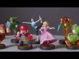 Super Smash Bros. 4 - amiibo Trailer