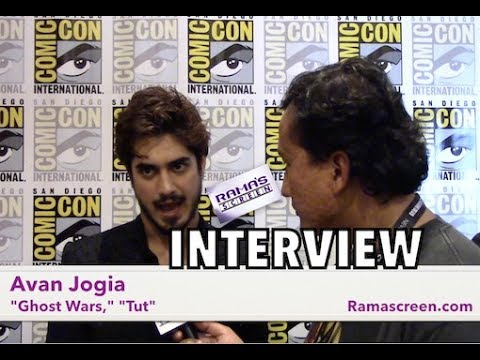 My SDCC2017 GHOST WARS Interview with Avan Jogia
