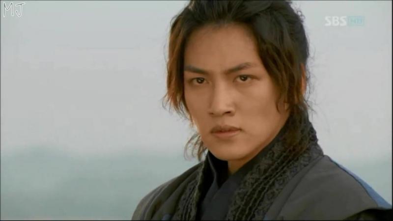 Клип по дораме «Воин Пэк Тон Су»