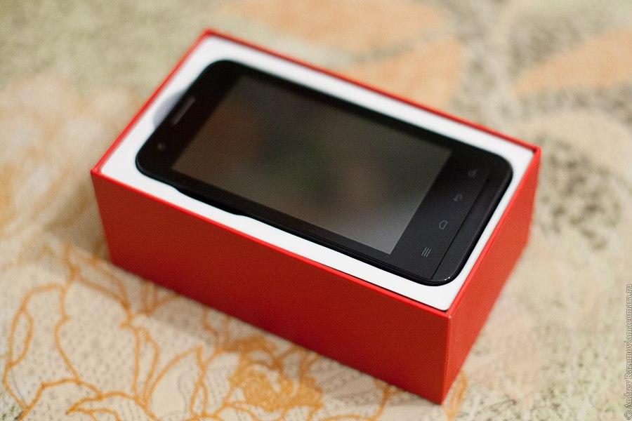 смартфон Prestigio MultiPhone 4040 DUO