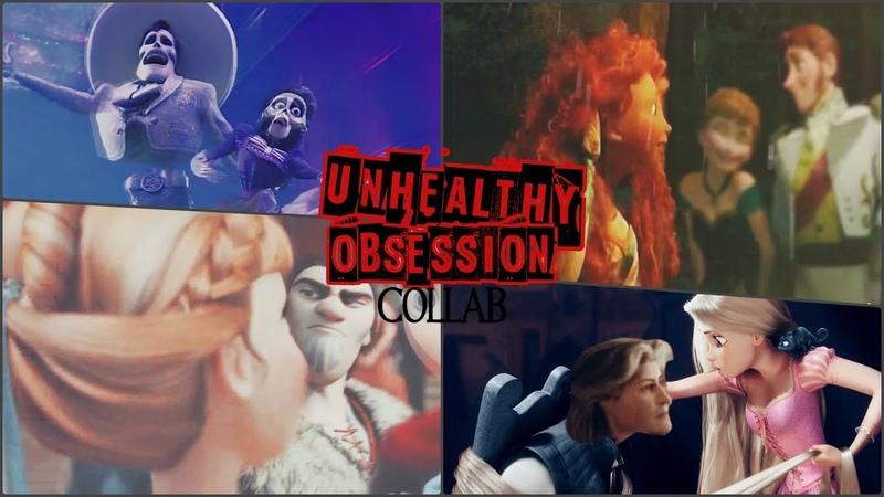 Dark!Non/Disney Crossover; Unhealthy Obsession COLLAB (13)