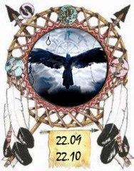 Индейский гороскоп - Ворон с 22 сентября по 22 октября