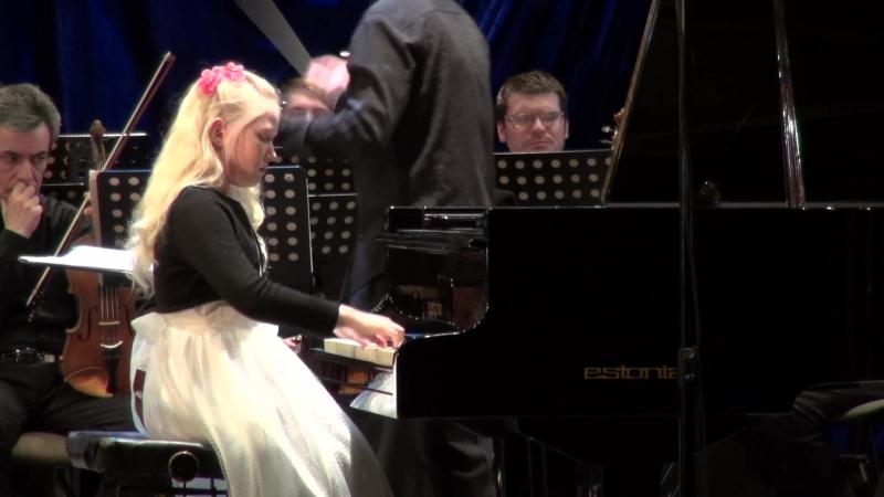 Гайдн Концерт для фортепиано с оркестром ре маж.2,3ч.(апрель 2018)