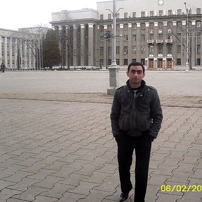 Armen Hambaryan, 21 апреля 1984, Томск, id193548760