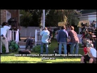 «Отчаянные домохозяйки» - БОНУС - Как снималась 9 серия 4 сезона (про ураган)