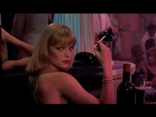 «Лицо со шрамом» |1983| Режиссер: Брайан Де Пальма | драма
