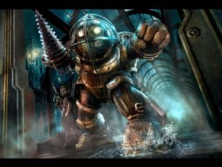 Bioshock - Встреча с Эндрю Раяном и раскрытие тайны Атласа.