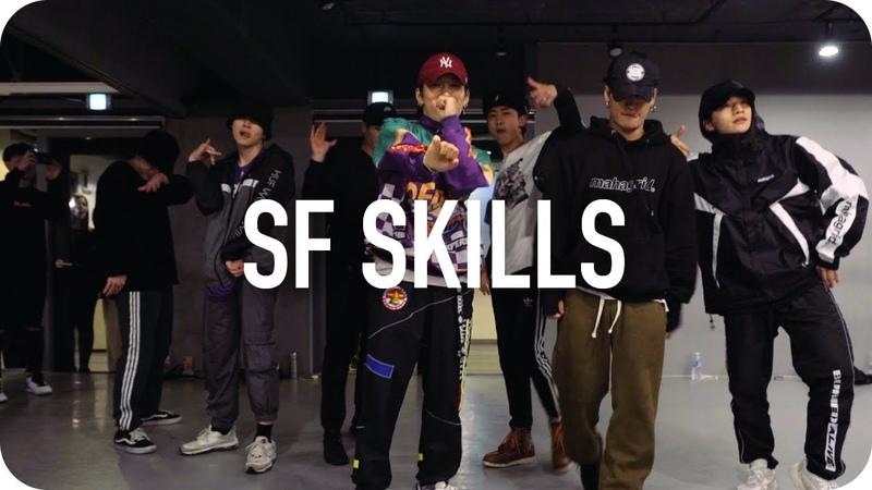 SF Skills (공상과학기술) - Nafla, OLNL, ODEE ft. Giriboy, Swings / Koosung Jung Choreography