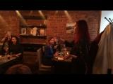 Дегустация вина в Клубе Друзей Лилианы Модильяни