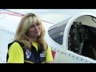 Полет со Светланой Капаниной _ CRASH ZONE _ Flying with Svetlana Kapanina