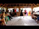 Восточные танцы видео - еврейский Хава Нагила