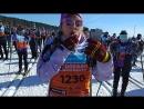 Югорский лыжный марафон 2018