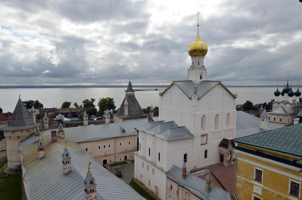 ooW57LB69yM Ростовский кремль.