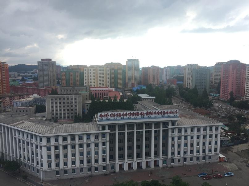 Отчет о путешествии в Северную Корею Пхеньян