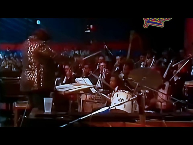 Barry White Love Unlimited Orchestra - Love's theme (video/audio edited restored) HQ/HD