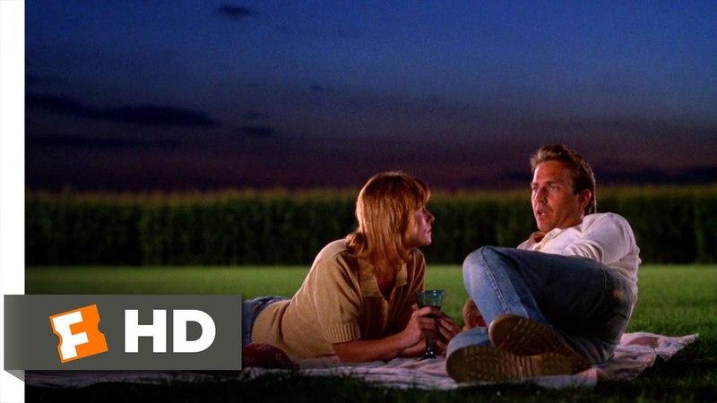 Field of Dreams (2/9) Movie CLIP - Cornfield to Ballfield (1989) HD
