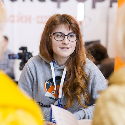 Катерина Шерченкова