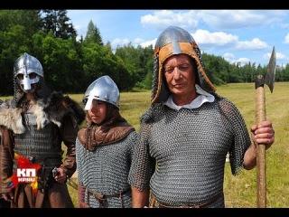 Михаил Задорнов начал съемки фильма о Вещем Олеге