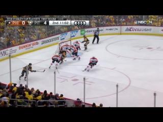 04_11_18 R1, Gm1_ Flyers @ Penguins