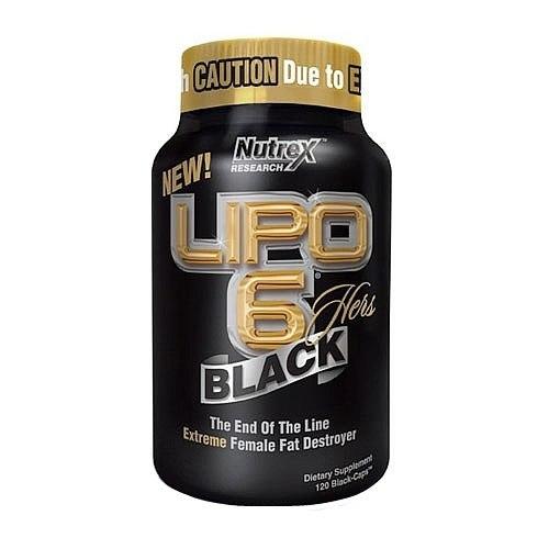 Nutrex Lipo 6 Black Hers Упаковка: 120 капсул 2192 руб.