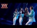 Коллектив Триода и Bosson - One in a million - Финал - Х-фактор 4 - 28.12.2013