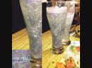 Голубая лагуна шампанское 👏🏻
