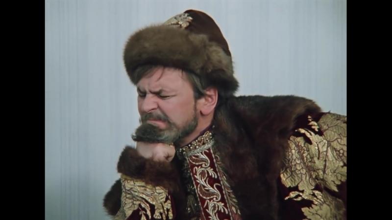 RZ-580 КОРОНАЦИЯ Кадры из фильма Принц и нищий и Иван Васильевич меняет профессию