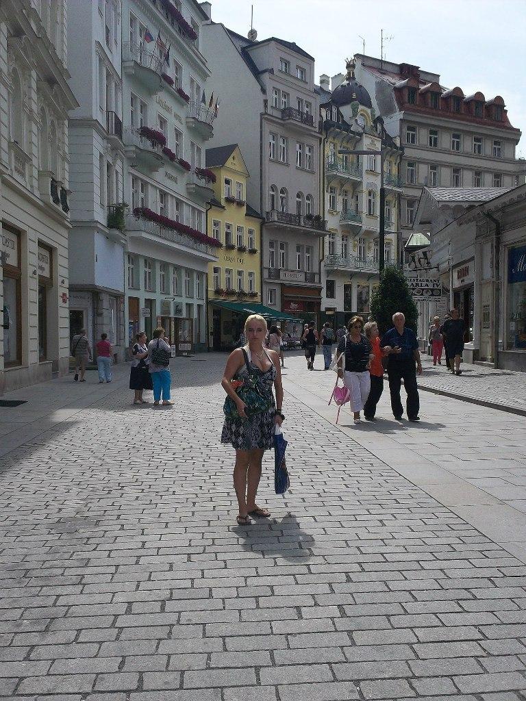 Елена Руденко ( Valteya ) . Чехия. Карловы Вары. Лето 2012. P799mAN20dc