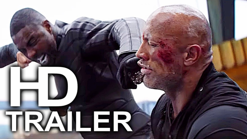FAST AND FURIOUS 9 Hobbs And Shaw Trailer 2 NEW (2019) Dwayne Johnson Action Movie HD