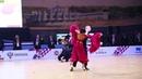 Чемпионат России 2019, Европейская Программа, Беседин Антон- Стрелкова Екатерина, медленный вальс