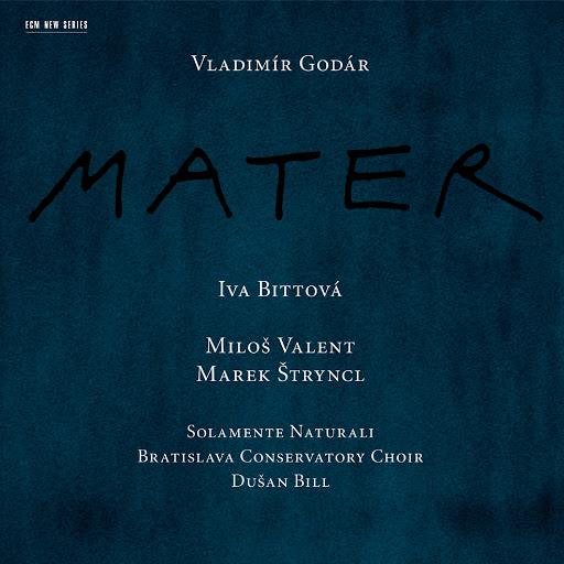 Iva Bittová альбом Godár: Mater