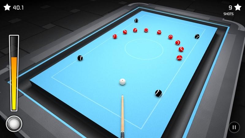 3D Pool Madness Premium Геймплей Трейлер