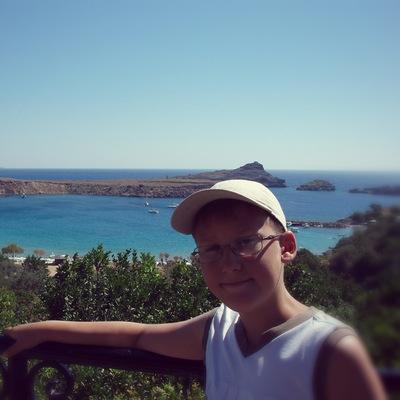 Миша Николаев, 18 августа 1999, Кострома, id149972824