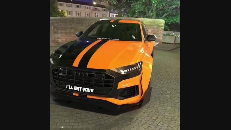 Audi Q8 Quattro DESIGN rostislav prokop