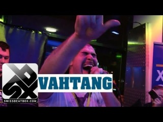Vahtang - Beatbox Convention Berlin 2012 - Saqartvelo