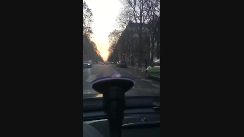 Paris ce matin