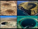 Космическая война за Землю. Следы термоядерных войн на Земле. Круглые озера.