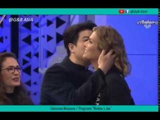 Super Junior Entrevista Completa - Montse y Joe / MEXICAN TV SHOW