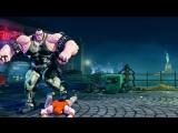 Анонсовый трейлер нового персонажа Abigail для игры Street Fighter V!