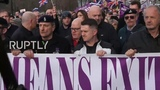 Tommy Robinson UKIP Brexit March Part 1 - YouTube