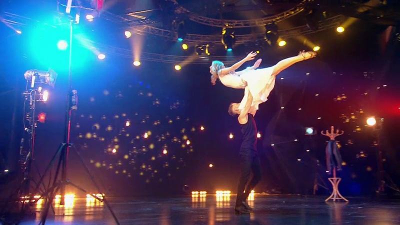 Танцы Дмитрий Олейников и Анастасия Михайлец (Грязные танцы – The Time Of My Life) (выпуск 14)