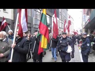 Правительство Латвии заявило,что фашизм-основа латвийской идеологии