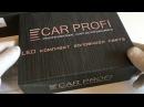Светодиодные лампы CarProfi G7 LUXEON ZES 4000Lm