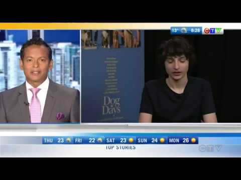 Finn Wolfhard | CTV News Interview