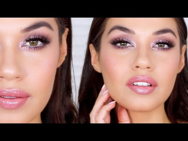 Valentines Day Makeup ALL Drugstore Makeup Tutorial Eman