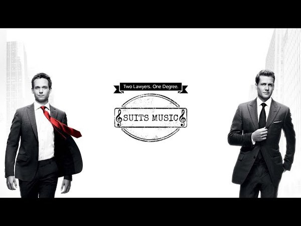 Oh The Larceny - Man on a Mission | Suits Music 7x12